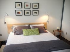 Artemide Tolomeo Bedroom Lights
