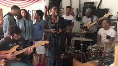 NPR Tiny Desk Concert - Lyric Michelle