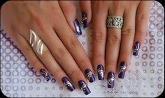 Water Decals Emnail chenille de points nail art - * Tartofraises : Nail Art sur ongles naturels *