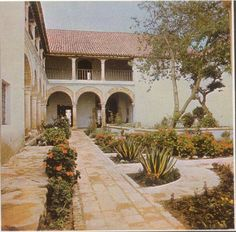 Boyaca: Patio de la Casa del Fundador en Tunja - Foto: Gustavo Nieto Roa