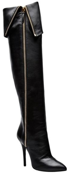 GIUSEPPE ZANOTTI Over The Knee Boot  | @ The House of Beccaria