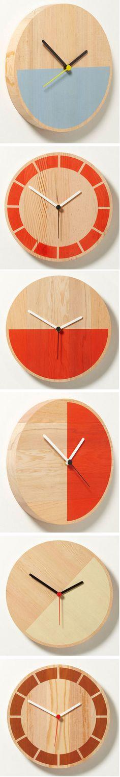 Primary Clocks by David Weatherhead & Goodd