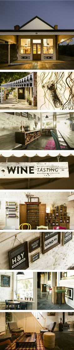 Hither & Yon - Wine Shop..... noy every picture is applicable
