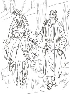 christmas sketch ClipArt | ... by seeing baby Jesus - Nativity ...