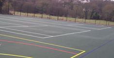 MUGA Court Upgrade in Northamptonshire