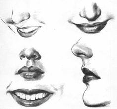 Mouth Drawings #makeup, #lips, #pinsland, https://apps.facebook.com/yangutu