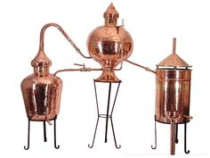 Copper Distillers | The Essential Oil Company