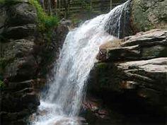 Alavanche Falls White Mountains NH