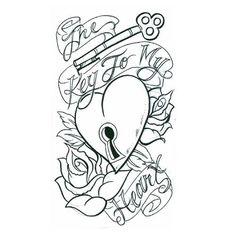 gebroken sleutel tattoos - Google zoeken