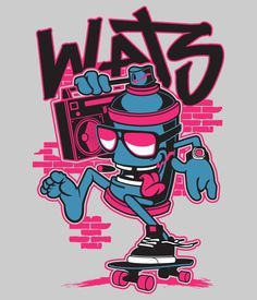 graffiti characters - Google Search