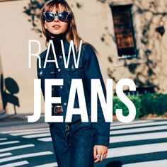 Raw Jeans, Sports, Tops, Fashion, Hs Sports, Moda, Fashion Styles, Sport, Fashion Illustrations