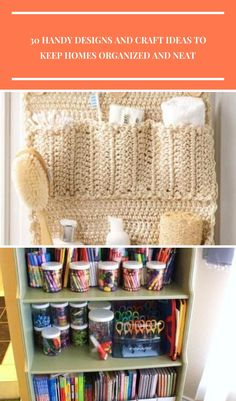 designs and craft ideas for home organization and storage storage and organization 30 Handy Designs and Craft Ideas to Keep Homes Organized and Neat