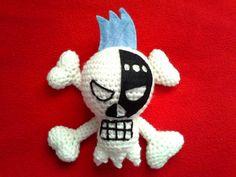 Franky 3D Jolly roger by VanillaHigh.deviantart.com on @deviantART