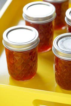 Kumquat Pasilla Pepper Marmalade!
