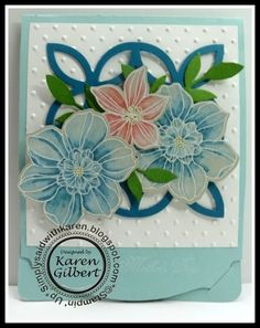 Secret Garden For Mother's Day by kaygee47 - Cards and Paper Crafts at Splitcoaststampers