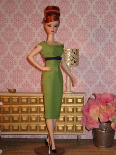 Two Martini Lunch in Key Lime by Bellissimacouture on Etsy