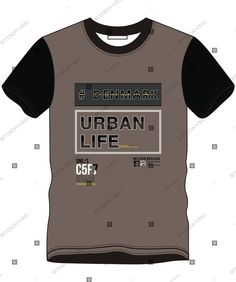 GET FREE VECTOR FILE BY CLICKING ON GREEN BUTTON Free Vector Files, Vector Free, Urban Life, Green Button, Vectors, Mens Tops, Design
