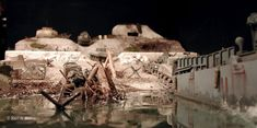 ModelCrafters was commissioned to build a commemorative WWII D-Day diorama of Omaha Beach, Normandy, France. | por modelcrafters@yahoo.com