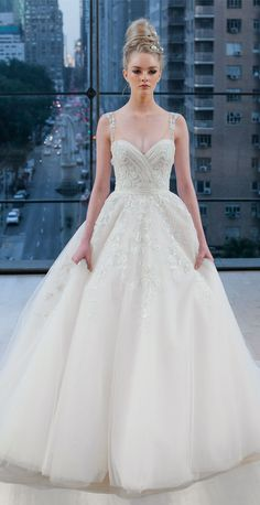 621417ca7942 Ines Di Santo Fall 2018 Wedding Dresses