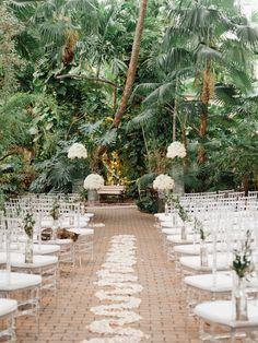 wedding ceremony idea; photo: Merari Photography