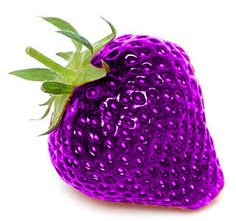 Purple Strawberry!