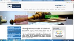 Welcome to Reiss Edwards the Leading Law Firm - http://immigrationlawyers-london.com/contactus.php  #LawFirm