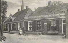 Nu burg. v/d Bergplein Wierden