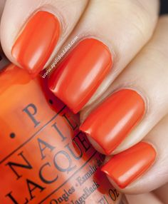 OPI A Roll In The Hague | #EssentialBeautySwatches | BeautyBay.com
