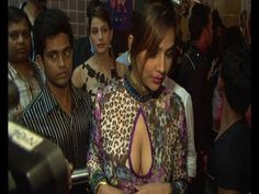 SPOTTED Tanisha Singh at juhu PVR.