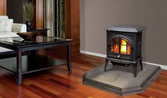 The Ascot Gas Freestanding Stove