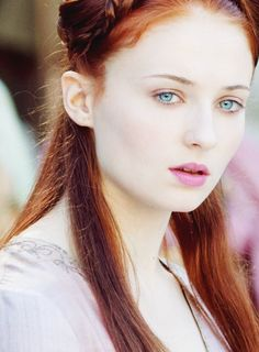 Sansa Stark (Sophie Turner) - Game of Thrones