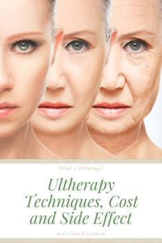 These Ultherapy techniques, cost and side effect will educate you about the benefits, risks, and pricing structure. Click here to learn more about Ultherapy.