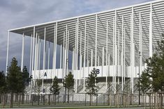 Gallery of Matmut Atlantique Stadium / Herzog & de Meuron - 9