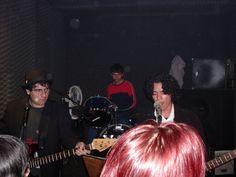 Primeiro Show, Plebe Bar, Indaiatuba, 2006