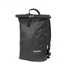 Ortlieb Commuter-Daypack City - Daypack | Versandkostenfrei | Berg-freunde.at Nylons, Black Backpack, Backpack Bags, Cycling Backpack, Commuter Bag, Duffle, Bike Bag, Waterproof Fabric, Shopping