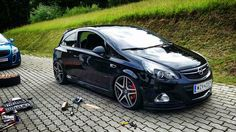 """Corsa OPC with 19"""" wheels"""