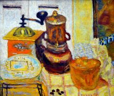 Pierre Bonnard - Le moulin a cafe, 1930 at Kunstmuseum Winterthur Switzerland (by mbell1975)