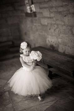 Our Favorite Showstoppers: Flower Girls & Ring Bearers | Vickers Photo