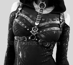 Mila harness  WWW.PINKMILKSWEDEN.COM
