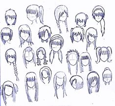 Anime Hairstyles For Girls Gallery Girls Anime Hairstyles