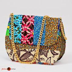 African print ladies bag by Julianaoklothings on Etsy, $35.00