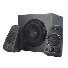 Logitech Speaker System Z623 Haut-parleurs 2.1 200 watts Noir