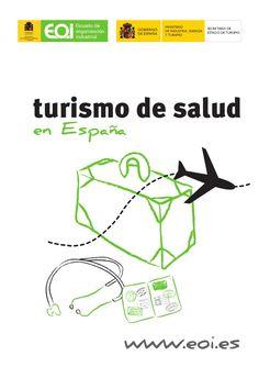 Estudio sobre las perspectivas del Turismo de salud en España Map, Perspective, Studio, Tourism, Health, Location Map, Maps