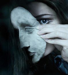 Under every mask there is a life by Mon Artifice http://mon-artifice.deviantart.com