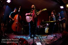 """Rhinegeist and Second Sight Spirits present """"Get Stuffed on Local Music"""" 11/25/2015 at The Southgate House Revival in Newport, KY"""