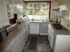 3 bedroom detached house for sale in Brooks Terrace, Queensbury, Bradford - Rightmove. Narrow Kitchen, Detached House, Property For Sale, Kitchens, Kitchen Cabinets, Home Decor, Decoration Home, Room Decor, Kitchen