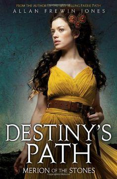 Merion of the Stones (Destiny's Path) by Allan Frewin Jones,