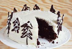 Best chocolate cake via a beautiful mess