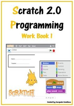 Scratch 2.0 is suitable for Chromebooks as you do not need to install anything. It is perfect to teach programming skills to your students in a fun and interactive manner. This booklet helps students work in an independent manner whereby they are required to create code, write about the code and then complete a number of various activities.