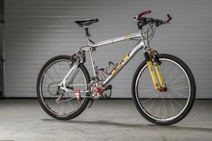 Photo of in Bellingham, Washington, United States. Gt Bikes, Road Bikes, Mtb, Retro Vintage, Bicycle, United States, Classic, Vehicles, Lifestyle